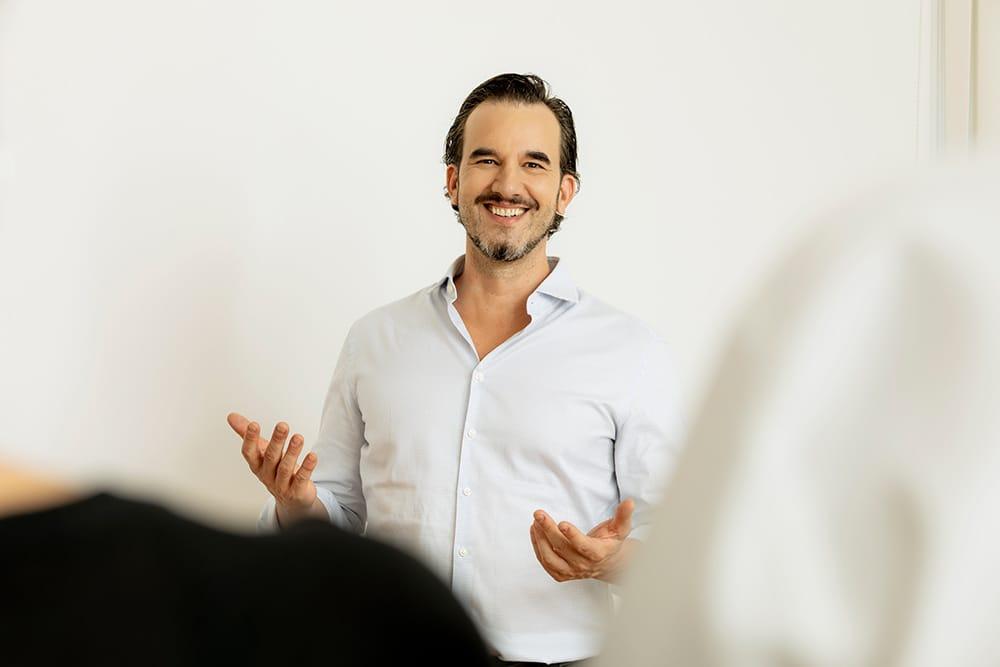 AREA Bollenberger hat eine Leidenschaft für Startups!
